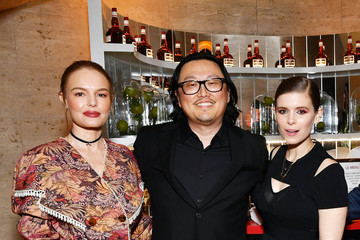 Kate Bosworth Grand Marnier Celebrates Launch Of New Campaign In New York City With Kate Bosworth, Kate Mara, And Joseph Kahn