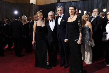 Kate Capshaw Rebecca Miller Red Carpet Arrivals at the Oscars