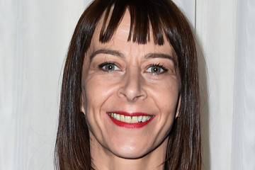 Kate Dickie Premiere of A24's 'The Witch' - Red Carpet