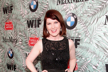 Kate Flannery Tenth Annual Women In Film Pre-Oscar Cocktail Party Presented By Max Mara And BMW - Red Carpet