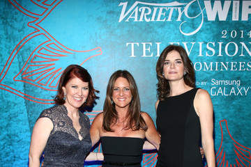 Kate Flannery Variety and Women in Film Emmy Nominee Celebration