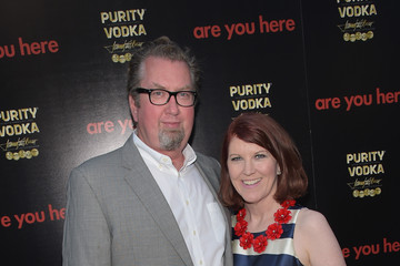 Kate Flannery 'Are You Here' Premieres in Hollywood