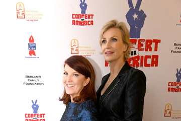 Kate Flannery Jane Lynch Concert For America