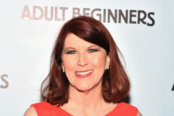 Kate Flannery The New York Premiere of 'Adult Beginners'