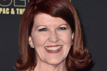 Kate Flannery Premiere Of USA Network's 'Unsolved: The Murders Of Tupac And The Notorious B.I.G.' - Arrivals