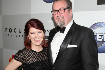 Kate Flannery Universal, NBC, Focus Features, E! Entertainment - After Party