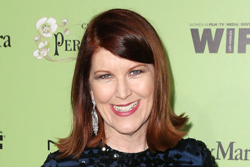 Kate Flannery Women In Film Pre-Oscar Cocktail Party Presented By Perrier-Jouet, MAC & MaxMara - Arrivals