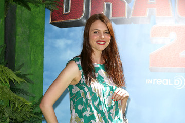 "Kate Ford ""How To Train Your Dragon 2"" In 3D - UK Gala Screening - Red Carpet Arrivals"