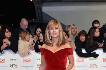 Kate Garraway National Television Awards - Red Carpet Arrivals