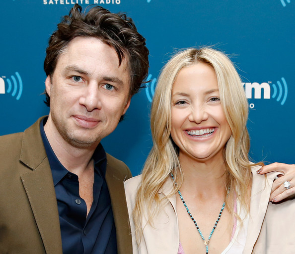 zach braff and kate hudson dating who
