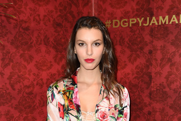 Kate King Dolce & Gabbana Pyjama Party at 5th Avenue Boutique