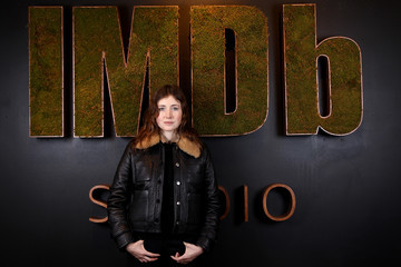 Kate Lyn Sheil The IMDb Studio At The 2017 Sundance Film Festival Featuring The Filmmaker Discovery Lounge, Presented By Amazon Video Direct: Day Four - 2017 Park City