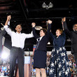 Kate Marshall Former President Obama Speaks At Rally For Nevada Democrats In Las Vegas