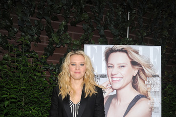 Kate McKinnon ELLE Hosts Women in Comedy Event With July Cover Star Kate McKinnon