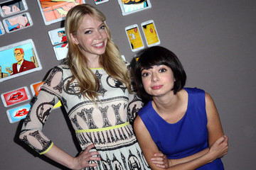 Kate Micucci The Samsung Galaxy VIP Lounge At Comic-Con International 2014
