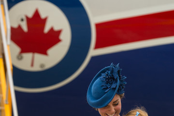 Kate Middleton 2016 Royal Tour to Canada of the Duke and Duchess of Cambridge - Victoria, British Columbia
