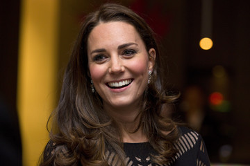 Kate Middleton Enjoys a Night Out