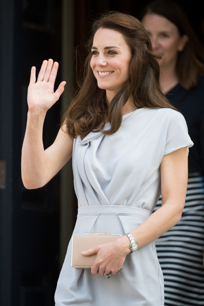 The Duchess of Cambridge Attends Lunch In Support of The Anna Freud Centre
