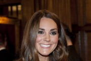 Guess Which Designer Dress Kate Middleton Wore to Visit Her Alma Mater?