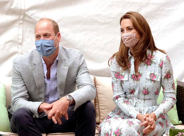 The Duke And Duchess Of Cambridge Visit South Wales [people,sitting,human,interaction,outerwear,conversation,event,photography,suit,comfort,prince william,residents,duke,duchess,duchess of cambridge,shire hall care home,south wales,cambridge,home,visit,citizenm]