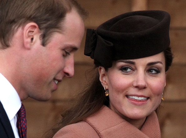 Kate Middleton Goes to the Races 2
