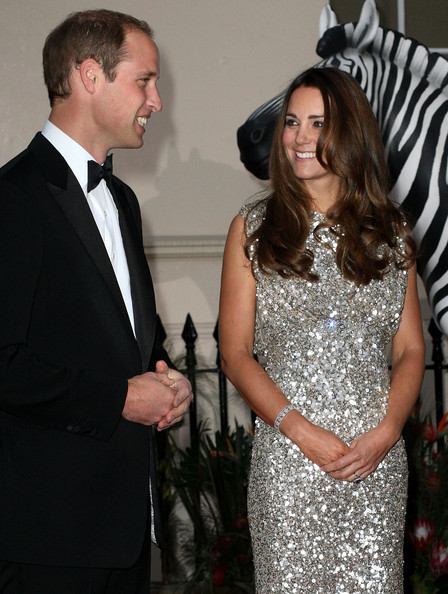 Kate Middleton - Kate Middleton Hits the Red Carpet in Style