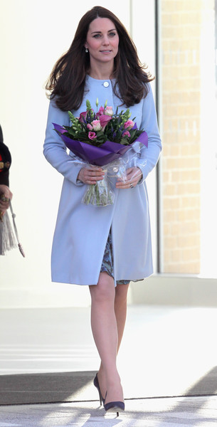 Kate Middleton - Kate Middleton Opens the Kensington Leisure Centre
