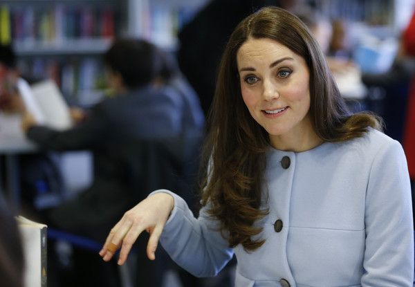 Kate Middleton - Kate Middleton Opens the Kensington Leisure Centre — Part 2