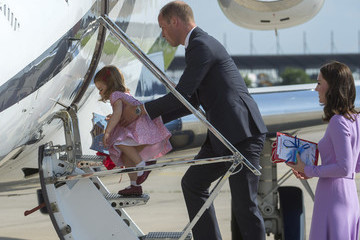 Kate Middleton The Duke and Duchess of Cambridge Visit Germany - Day 3