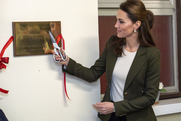 Kate Middleton The Duke And Duchess Of Cambridge Visit Cyprus
