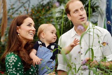 Kate Middleton US Entertainment Best Pictures Of The Day - July 21, 2014
