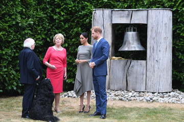 Kate Middleton The Duke And Duchess Of Sussex Visit Ireland
