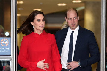 Kate Middleton The Duke and Duchess of Cambridge Attend Children's Global Media Summit