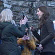 Kate Middleton The Duchess Of Cambridge Visits Northern Ireland