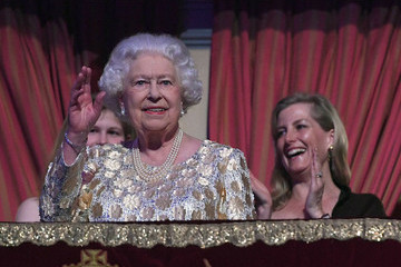 Kate Middleton The Queen's Birthday Party