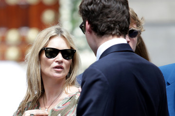 Kate Moss Wedding Of Prince Christian Of Hanover And Alessandra de Osma In Lima