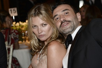 Kate Moss 5th Annual amfAR Inspiration Gala Sao Paulo - Inside
