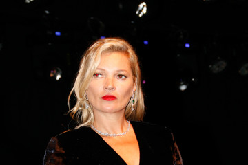 Kate Moss 7th Annual amfAR Inspiration Gala Sao Paulo - Inside