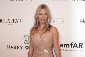 Kate Moss 5th Annual amfAR Inspiration Gala Sao Paulo - Arrivals