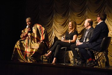 Kate Novack Andrew Rossi Film Independent At LACMA Hosts Special Screening Of 'Gospel According To Andre'