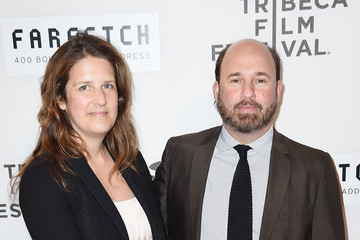 Kate Novack Andrew Rossi 'First Monday in May' World Premiere - 2016 Tribeca Film Festival Opening Night