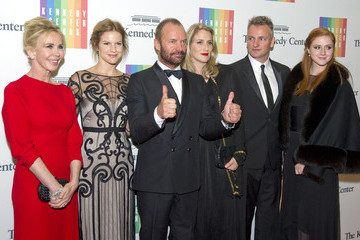 Kate Sumner 2014 Kennedy Center Honors Gala Dinner