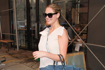 Kate Upton Kate Upton Spotted in NYC