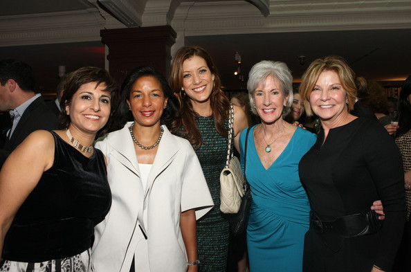 Kate Walsh - GOOGLE, ELLE, And The Center For American Progress Celebrate Leading Women In Washington