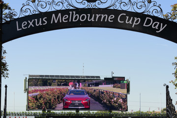 Kate Waterhouse VRC Melbourne Cup Sponsorship Announcement