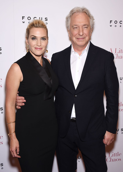7a432a63571 Kate Winslet Photos Photos - Actors Pose at the  A Little Chaos  New ...