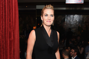 Kate Winslet Celebrities Attend 'A Little Chaos' New York Premiere Afterparty
