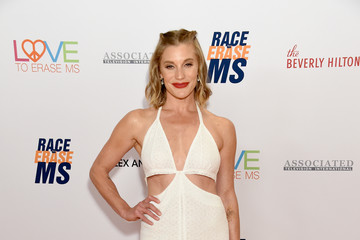 Katee Sackhoff 26th Annual Race To Erase MS Gala - Arrivals