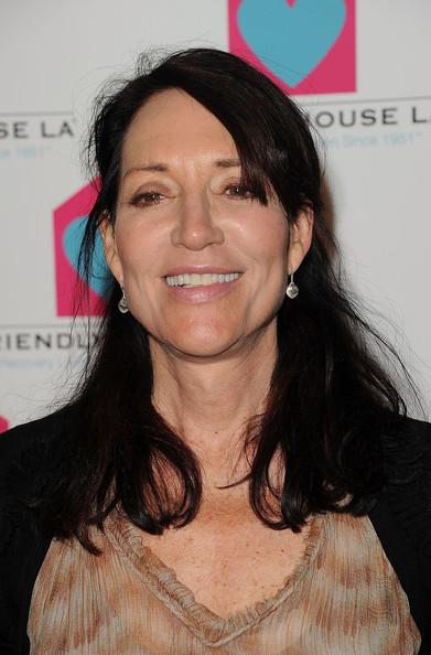 Katey Sagal Actress Attends Giving Back Friendly