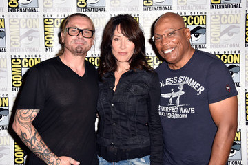 "Katey Sagal FX's ""Sons Of Anarchy"" Press Line - Comic-Con International 2014"